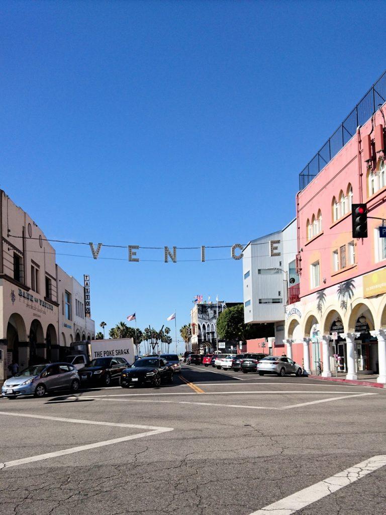 Venice Beach. Los Angeles.